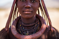 Chica Himba.