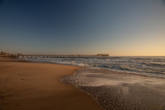 Playa de Swakopmund.