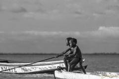 Pequeños pescadores